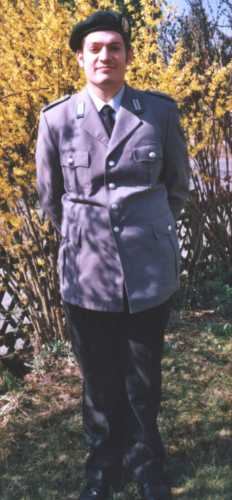 German Army Dress Uniform